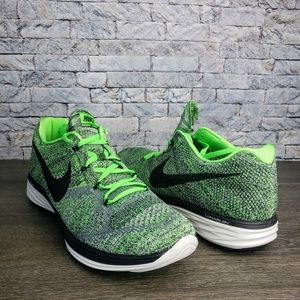 🦎 Nike Flyknit Lunar 3